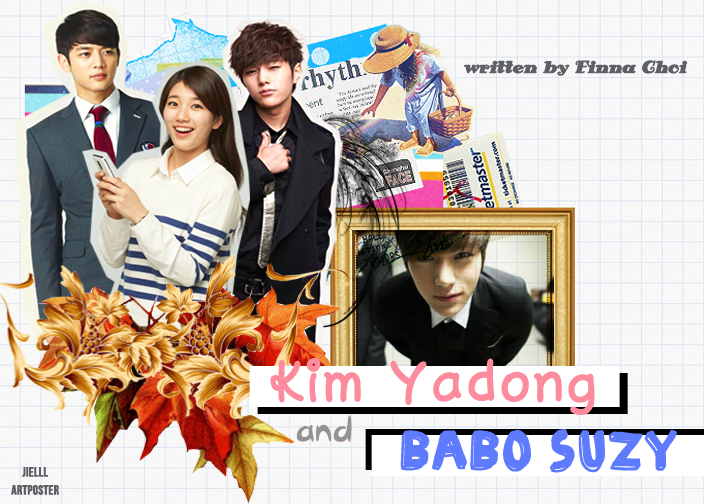 December 8, 2012 704 × 504 Kim Yadong and Babo Suzy~ (Special Episode ...