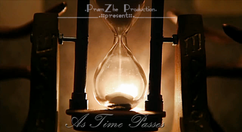As The Time Passes poster2