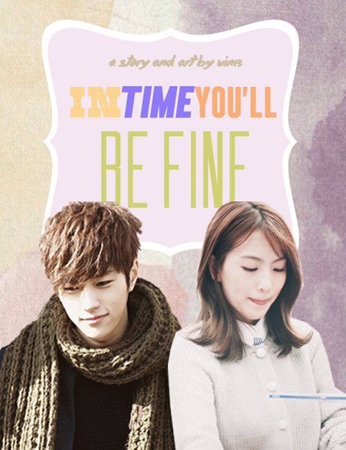 in time you'll be fine