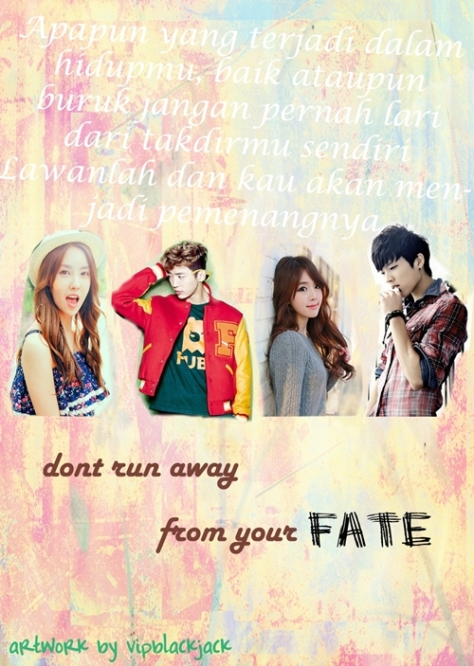 dont run away from your fate