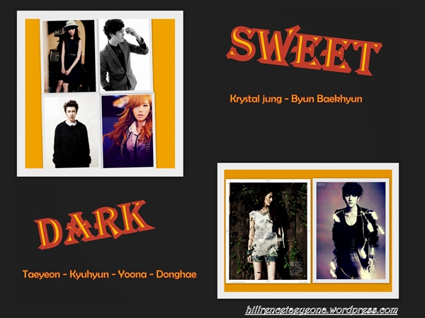 sweet dark