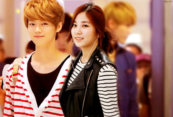 chorong apink and luhan exo - photo #27
