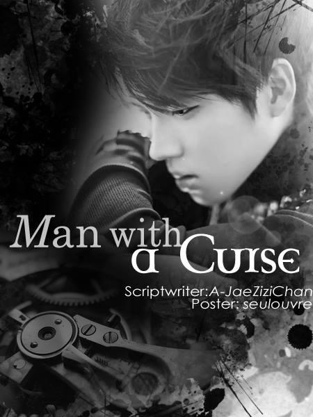 man with a curse