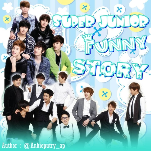 Vignette Super Junior Funny Stories