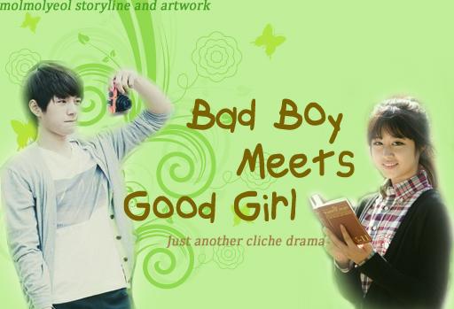 Bad boy meets good girl kathniel