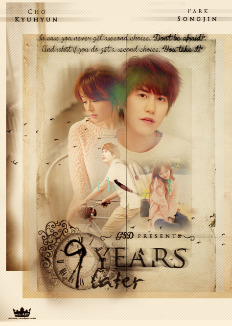 9 years later poster [prolog& chapter1]