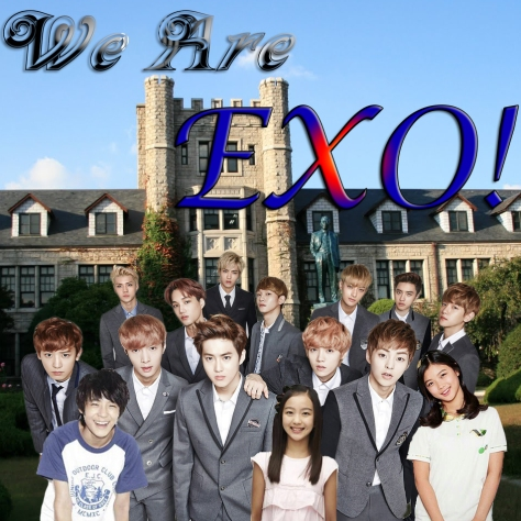 we are exo! 2