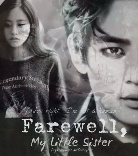 farewell, my little sister-poster