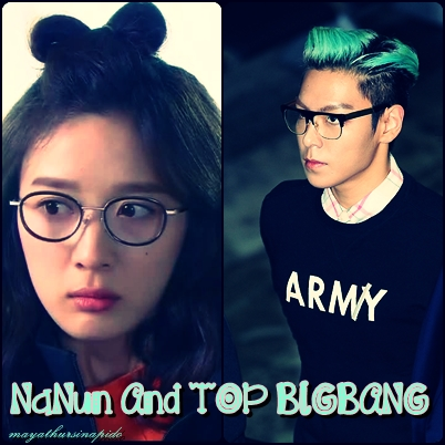 Nanun and TOP Bigbang 2