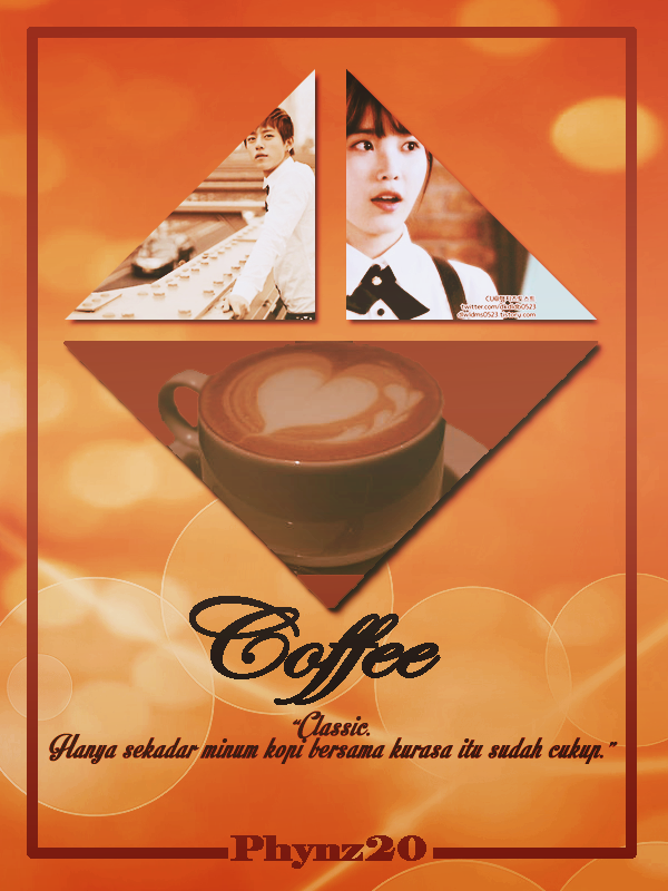 Poster Phynz20 Coffee by Phynz20