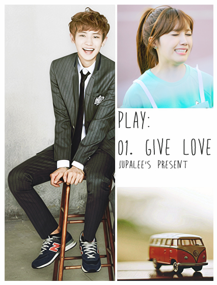 Play give love
