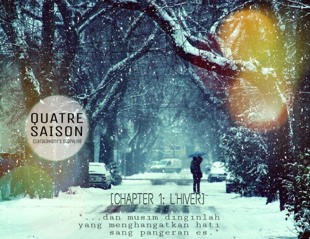 quatre saison_chapter 1_claratahorii