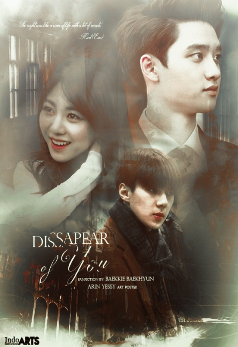Dissapear Of You