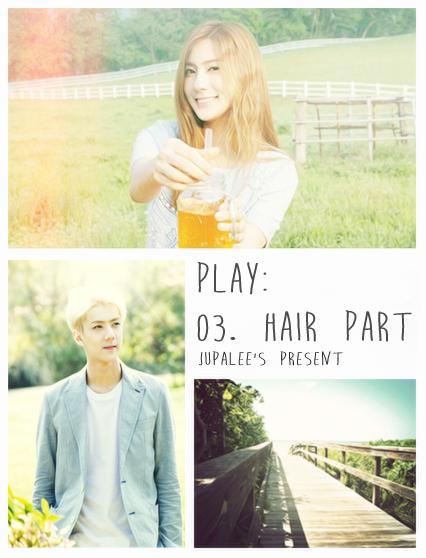 Play hair part