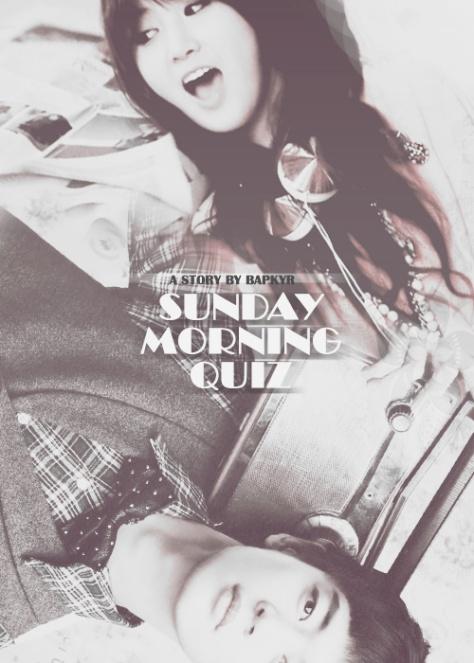 Sunday Morning Quiz
