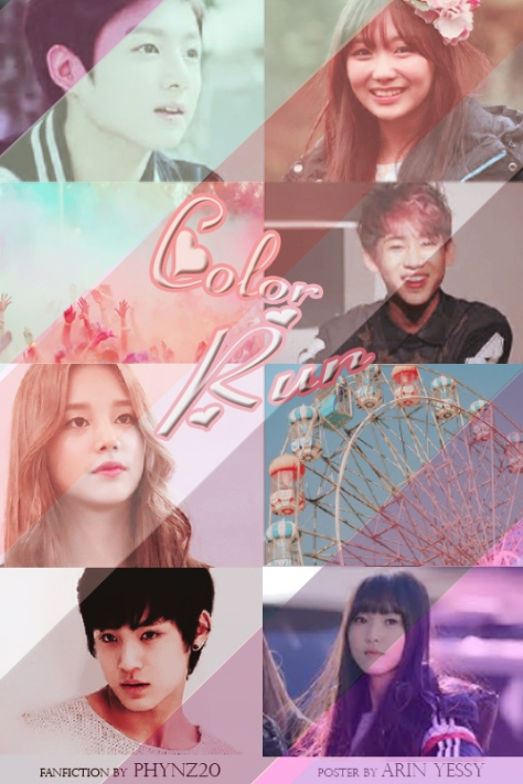Poster Phynz20 Color Run 2 by ArinYessy