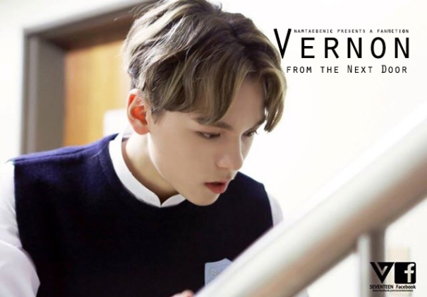 vernon from the next door