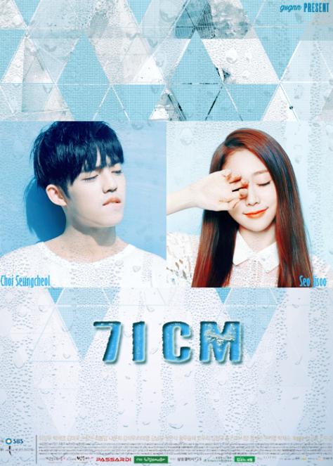 71 cm