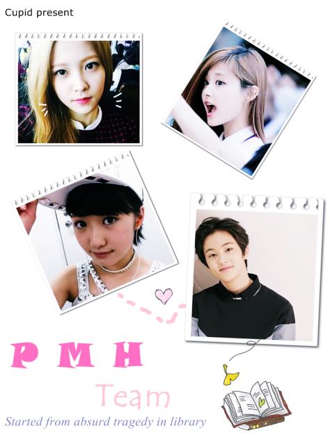 P M H  T E A M poster 1