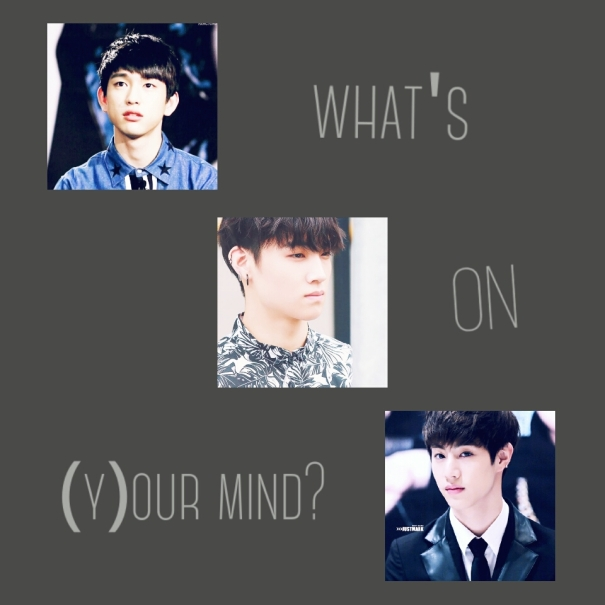 whats on our mind (STAND ALONE 3)