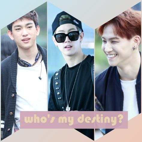 whos my destiny (STAND ALONE 1)
