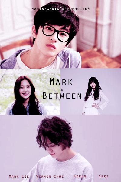 mark in between