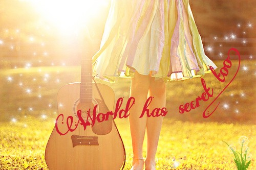 World Has Secret Too