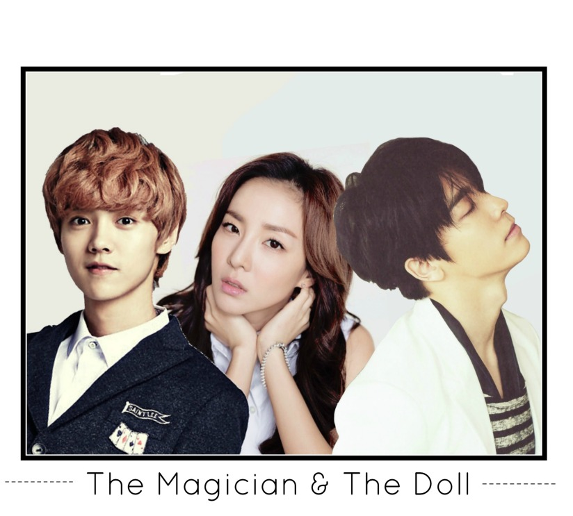 The Magician and The Doll