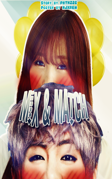Poster Phynz20 Mix and Match by NJXAEM