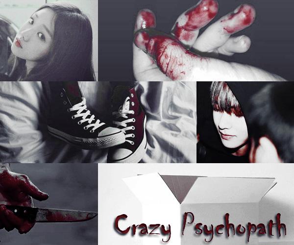 crazy psychopath