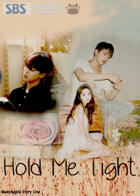 Hold me tight cover 3