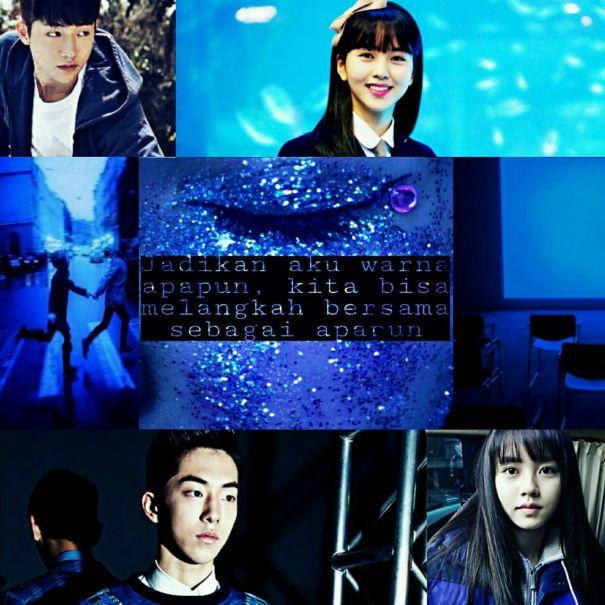 Dark Blue for Us