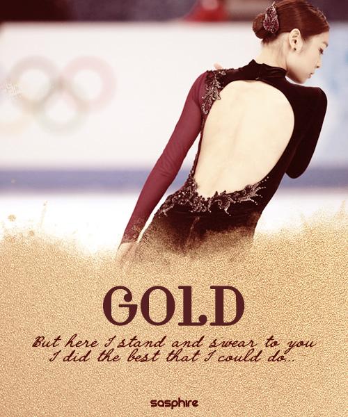 Gold - Sasphire